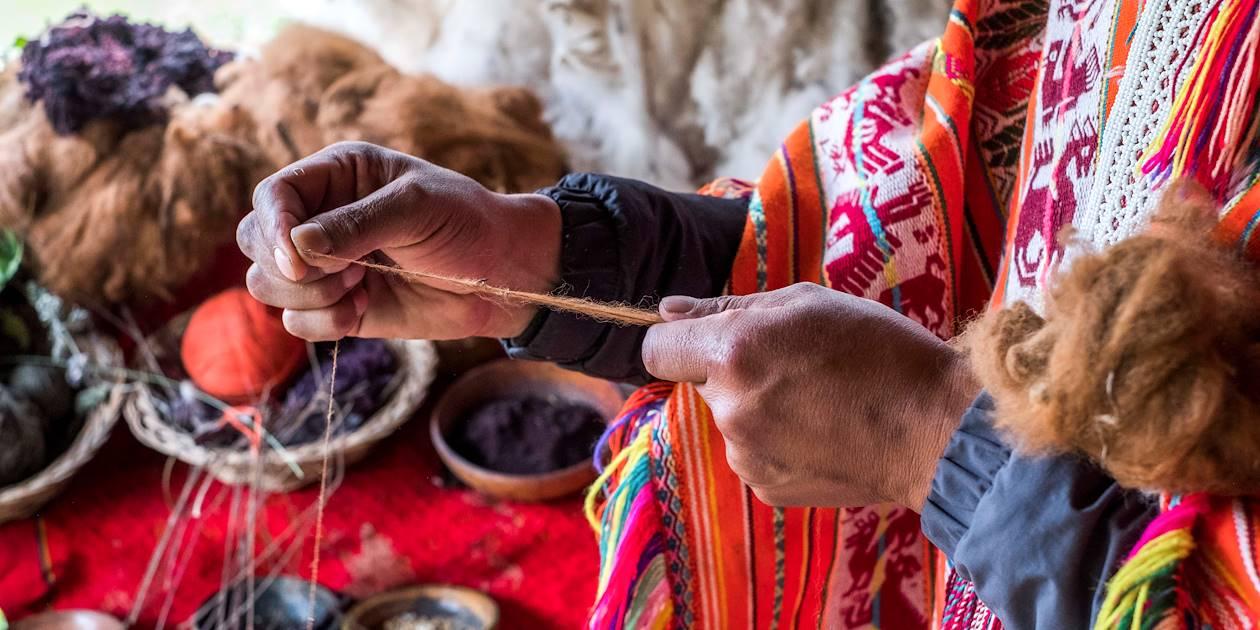 Le village de Patacancha et sa culture inca - Pérou