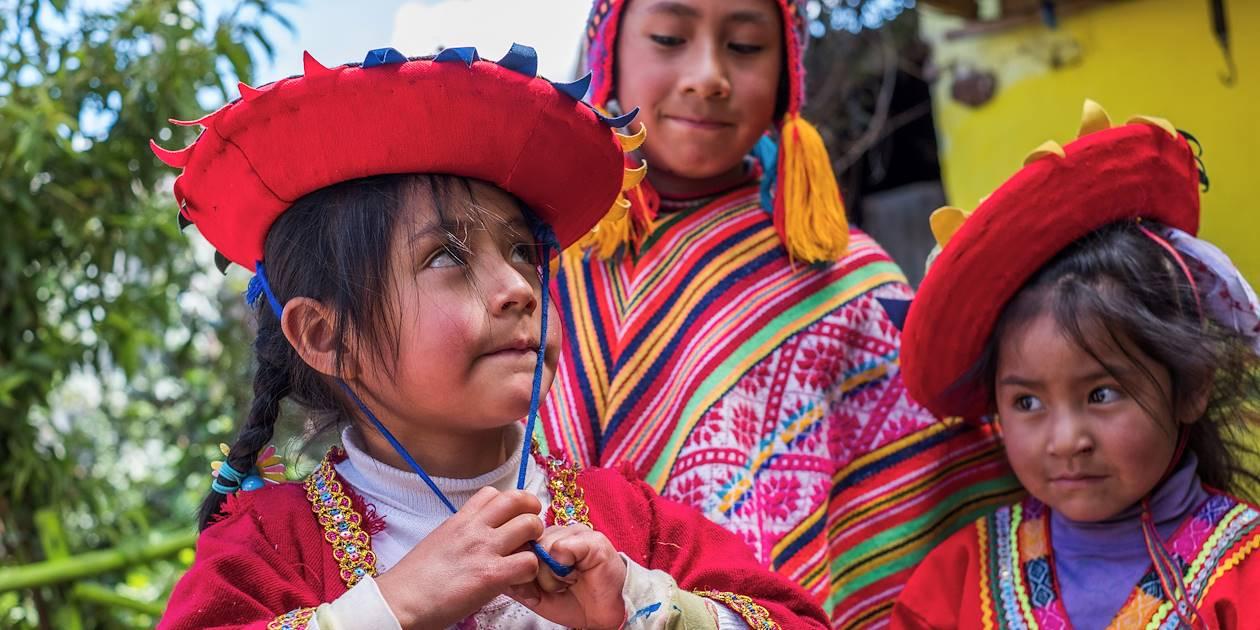 Déjeuner chez Susana et sa famille - Cuzco - Pérou