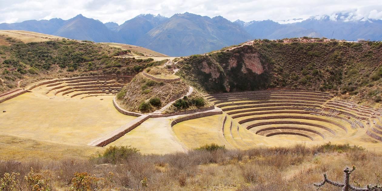 Moray - Vallée sacrée des Incas - Province de Cuzco - Pérou