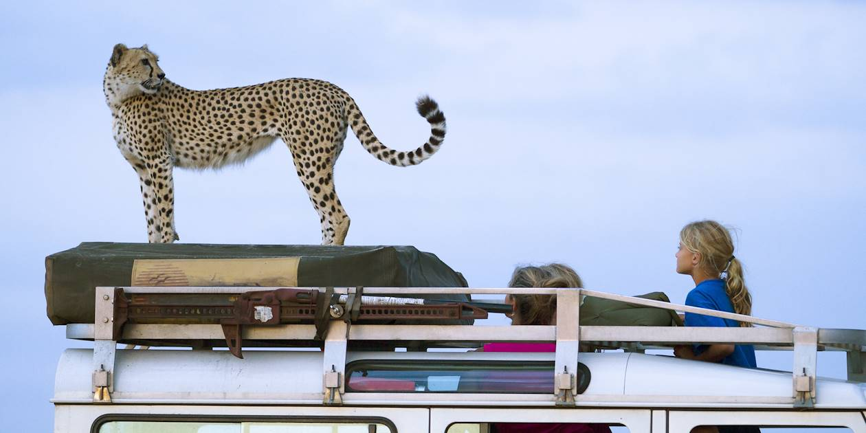 Réserve nationale du Masai-Mara - Kenya