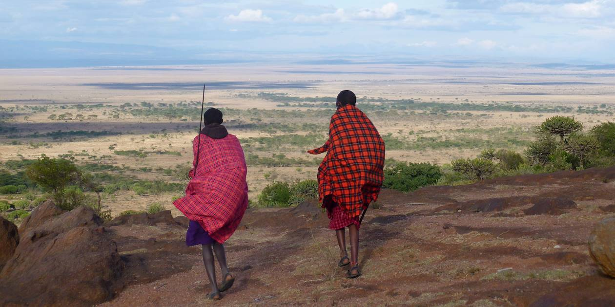Réserve nationale du Masai Mara - Comté de Narok - Kenya