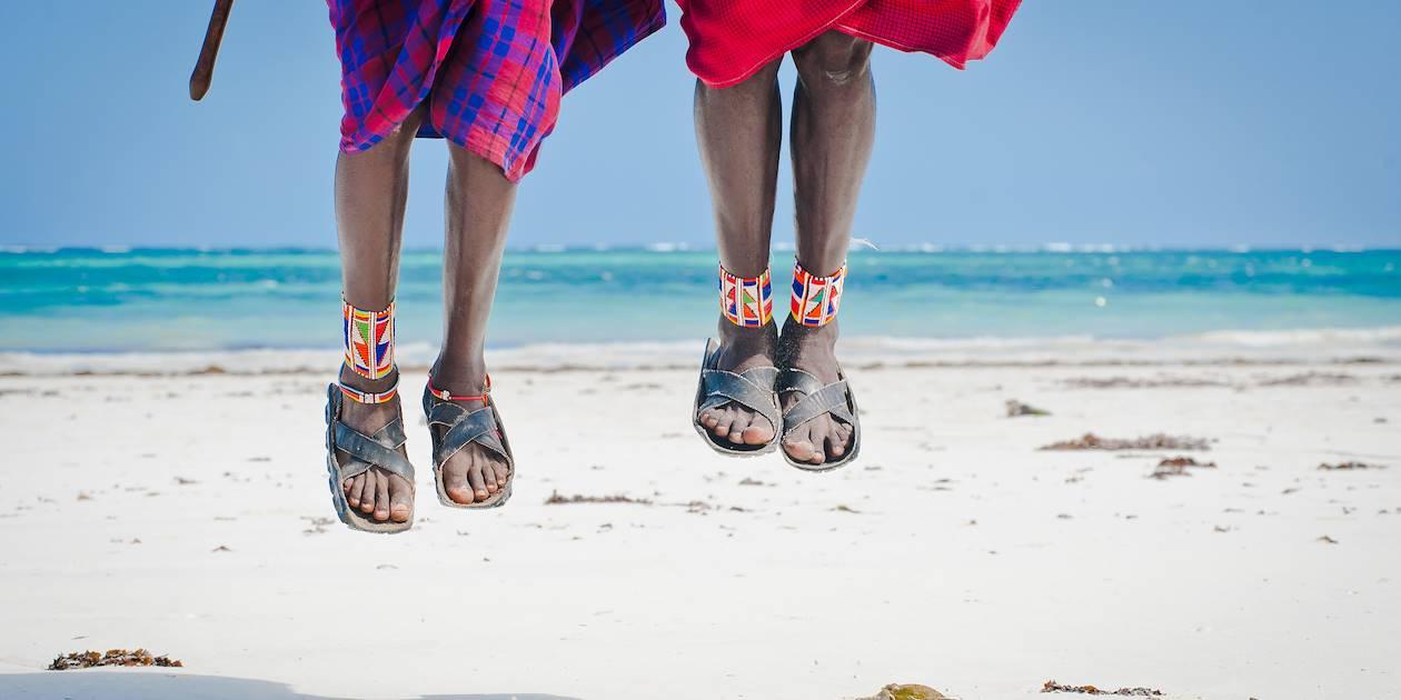 Bijoux traditionnels du peuple Masaï - Tanzanie