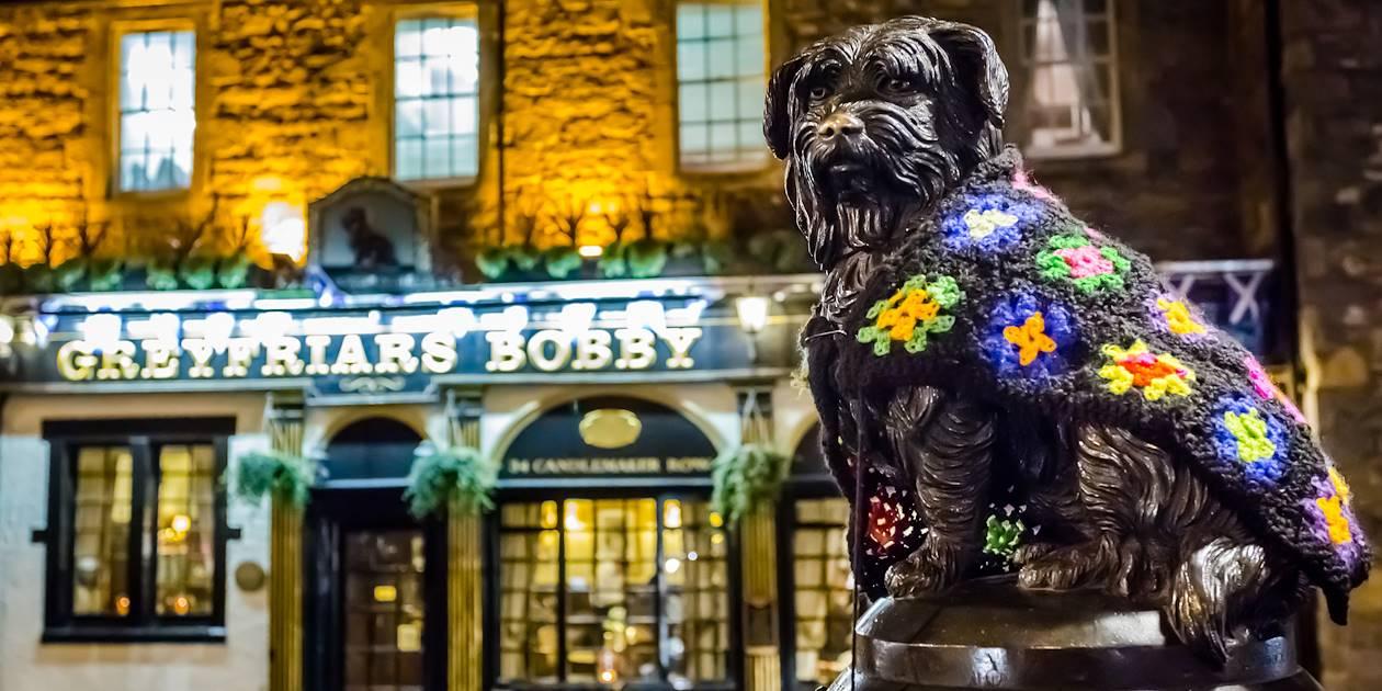 Greyfriars Bobby - Édimbourg - Ecosse