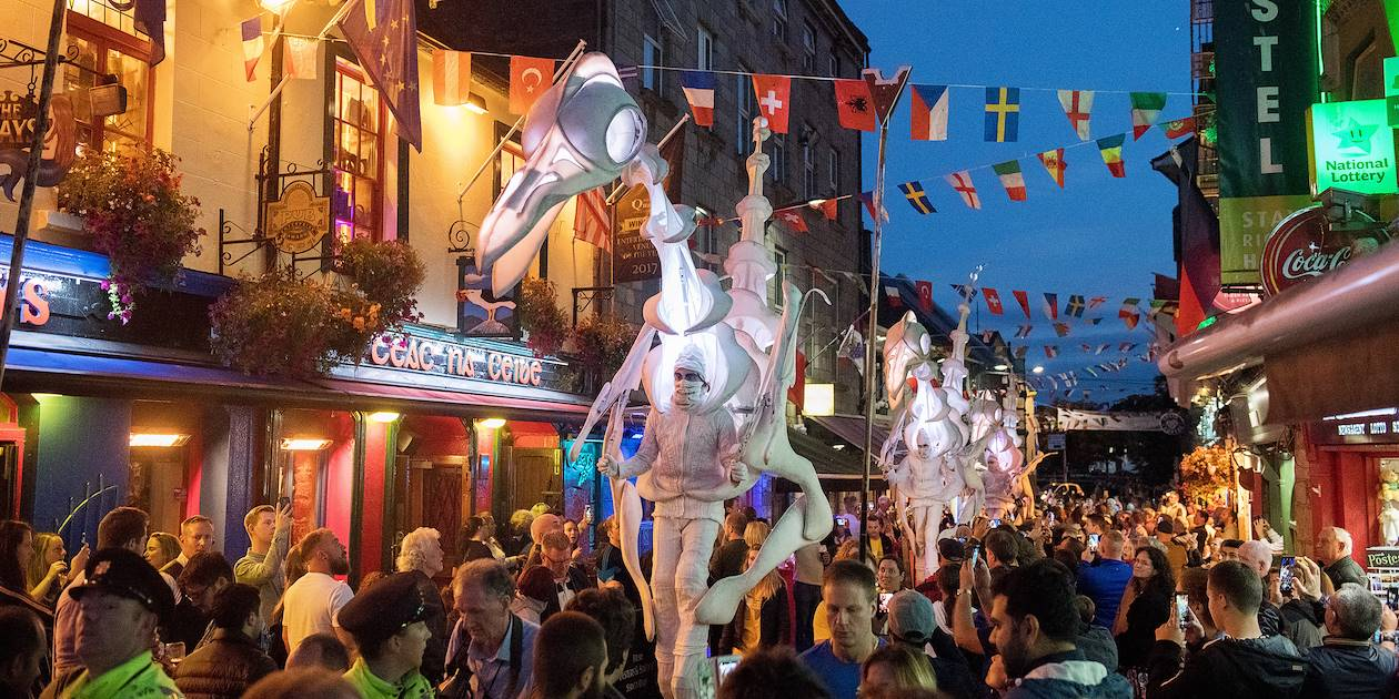 Galway International Arts Festival - Galway - Irlande