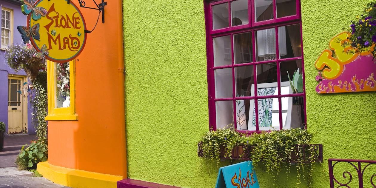 Kinsale - Comté de Cork - Irlande
