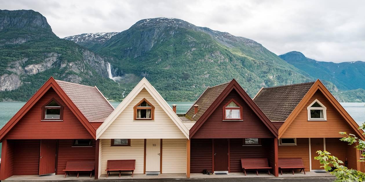 Luster Fjordhytter - Hoyheimsvik - Norvège