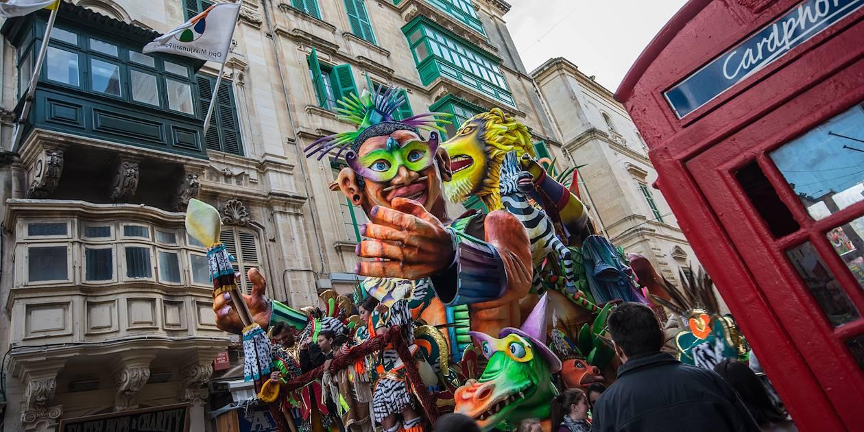 Carnaval de La Valette - Malte