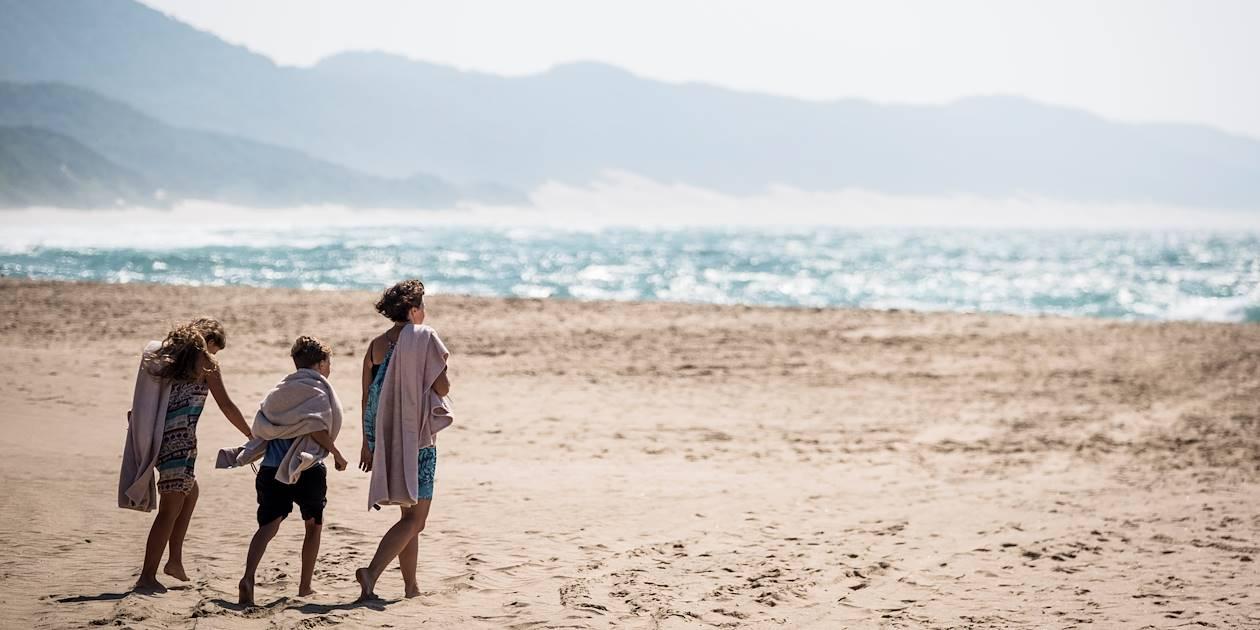 Sortie familiale à la plage - Santa Lucia - KwaZulu-Natal - Afrique du Sud