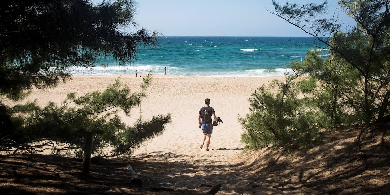 Sortie à la plage - Santa Lucia - KwaZulu-Natal - Afrique du Sud