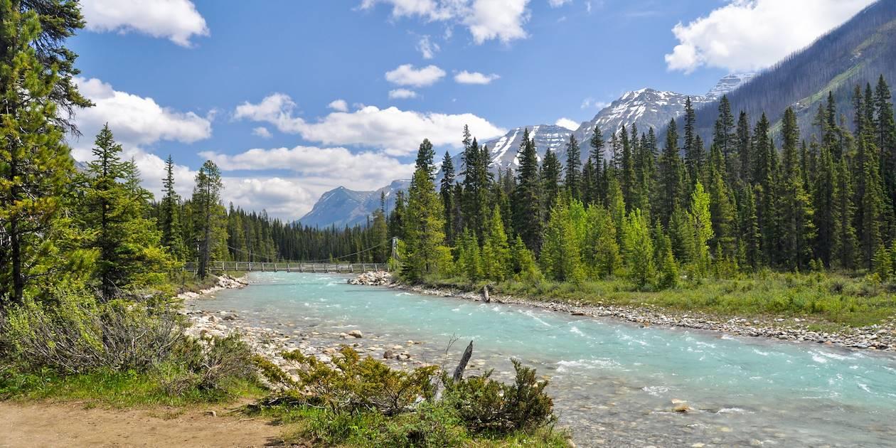 Parc national Kootenay - Alberta - Canada