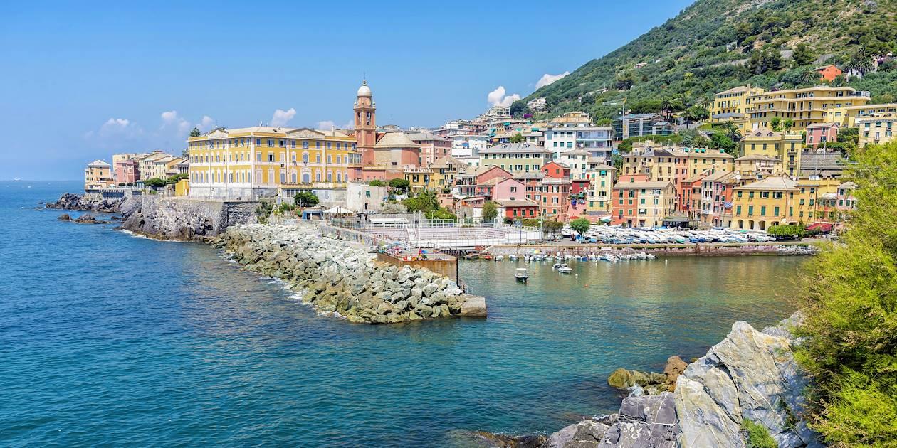 Quartier de Nervi - Gênes - Italie