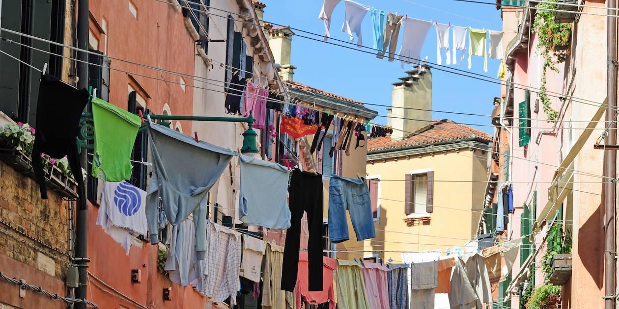 Dans les rues de Venise - Région de la Vénétie - Italie