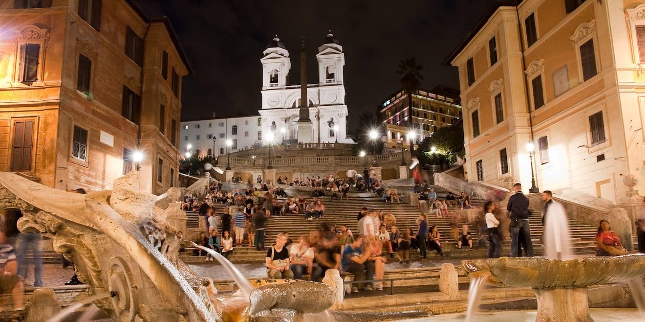 Piazza di Spagna - Rome - Italie