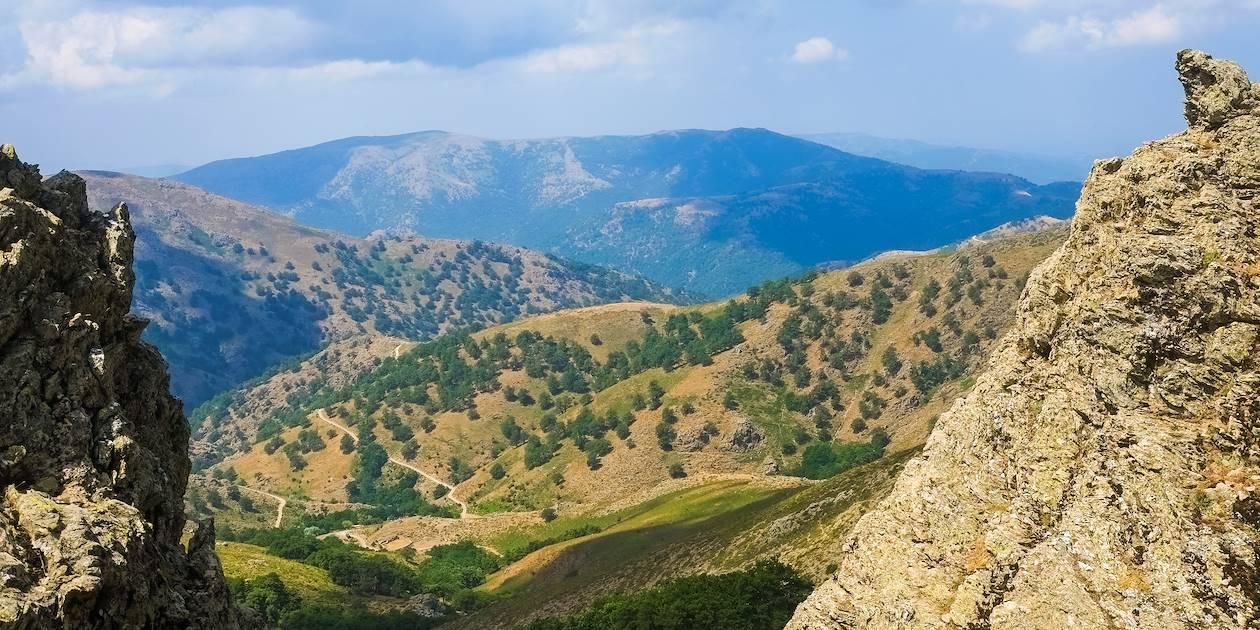 Parc national du Gennargentu - Sardaigne - Italie