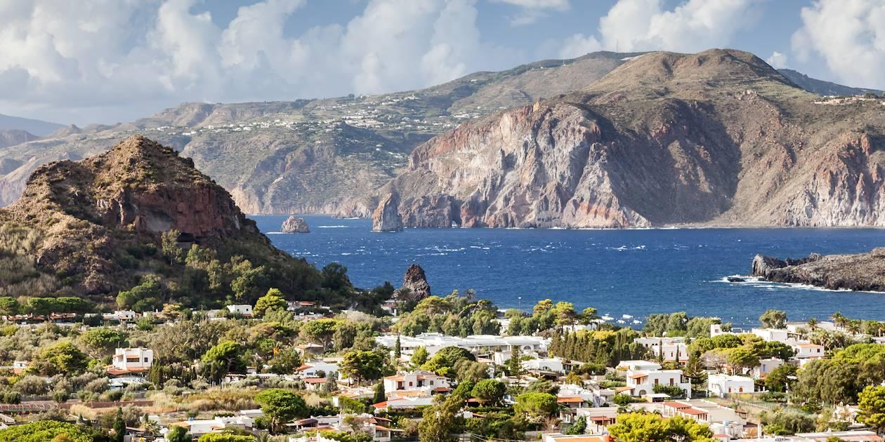 Île de Lipari - Îles Éoliennes - Sicile - Italie
