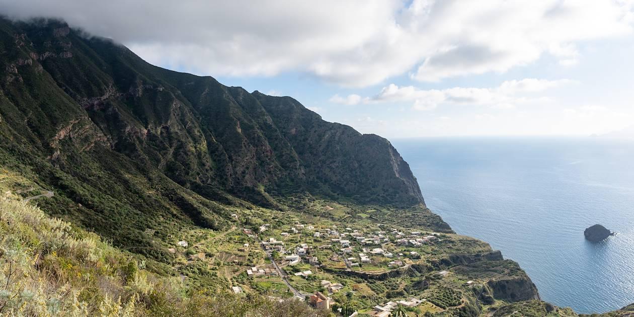 Pollara - Îles Éoliennes - Sicile - Italie