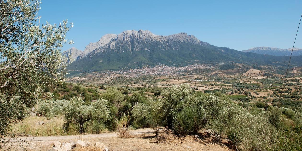 Oliena - Sardaigne - Italie