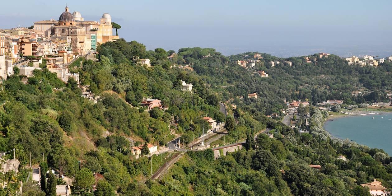 Castel Gandolfo - Latium - Italie