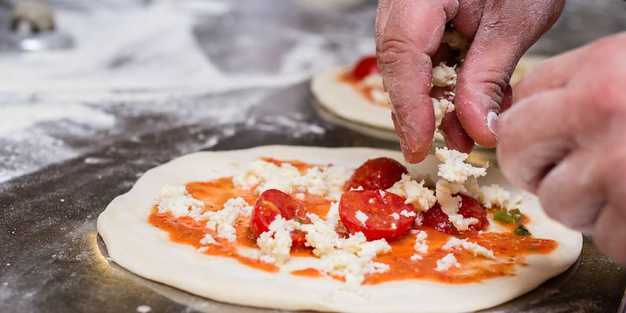 Cours de cuisine italienne - Italie