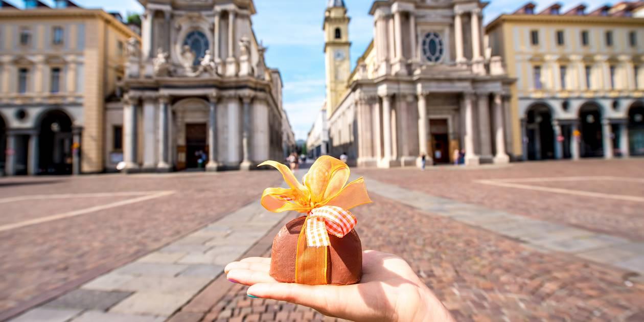 Chocolat à Turin - Région du Piémont - Italie