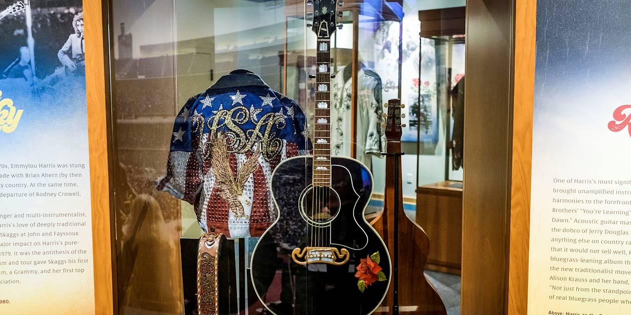 Nashville, berceau de la country : découverte du musée de la country - Tennessee - Etats Unis