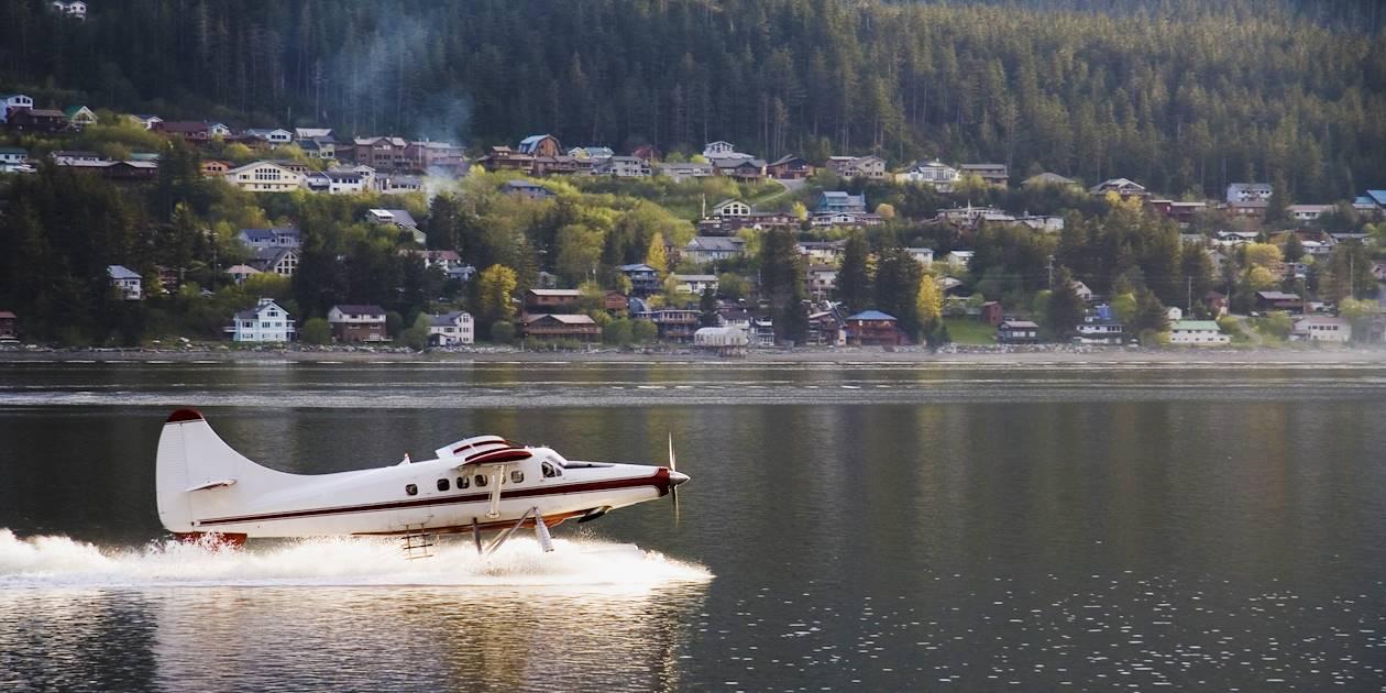 Hydravion - Skagway - Alaska - Etats-Unis