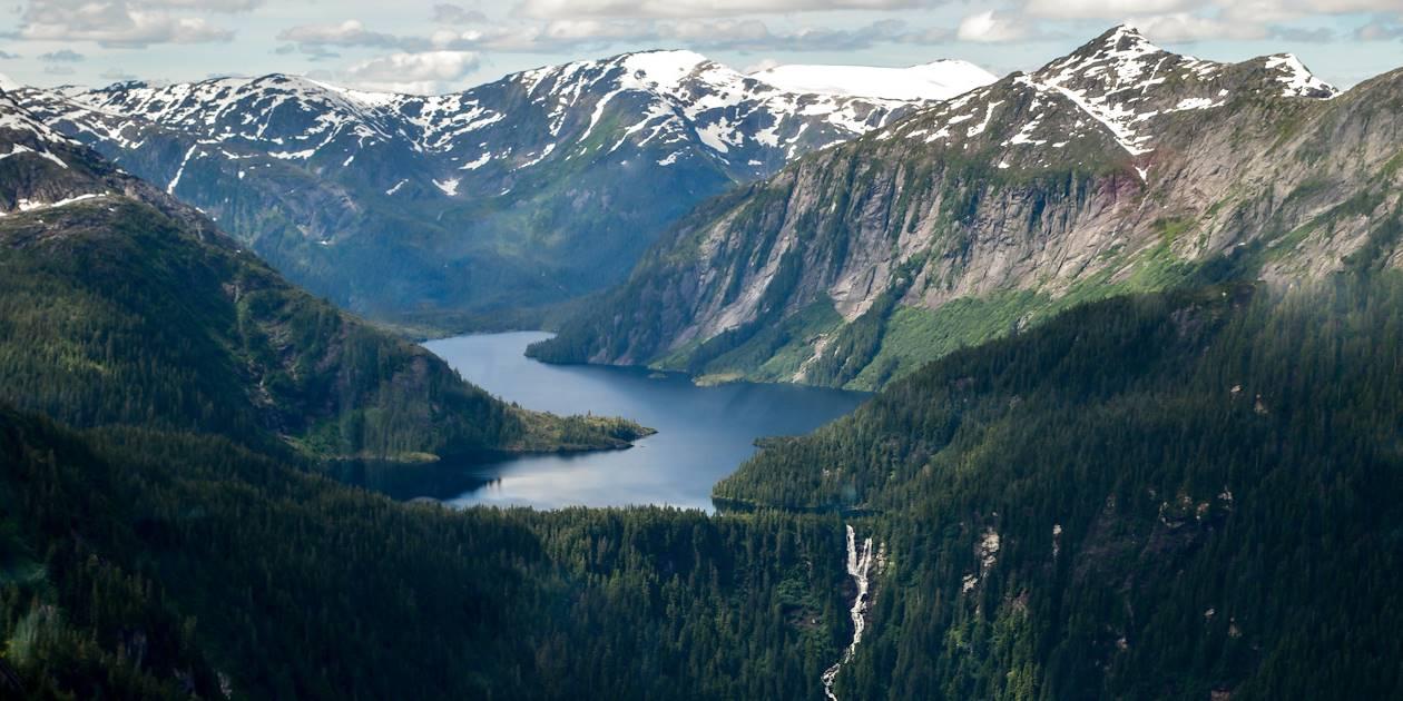 Monument national des Misty Fjords - Alaska - Etats-Unis