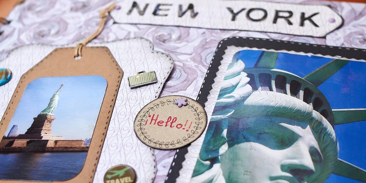 Album New York - Etats Unis