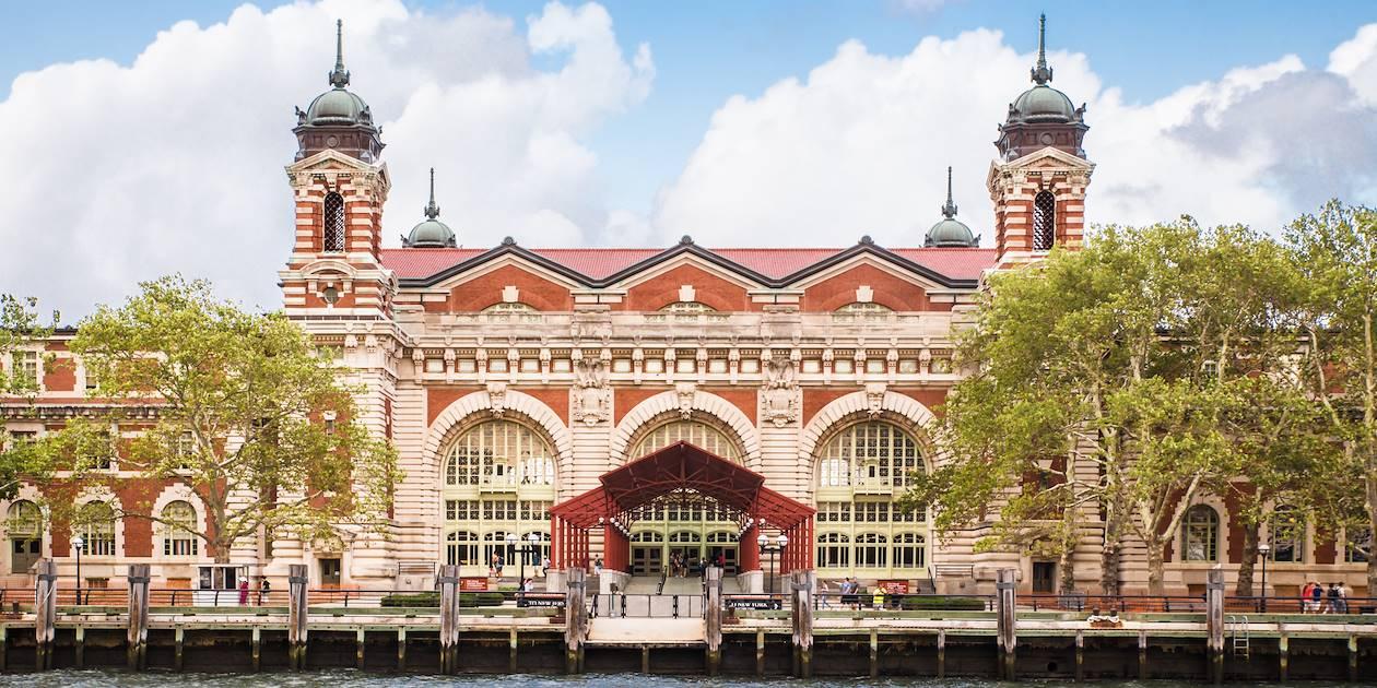 Ellis Island Immigrant Museum - Ellis Island - New York - Etats Unis