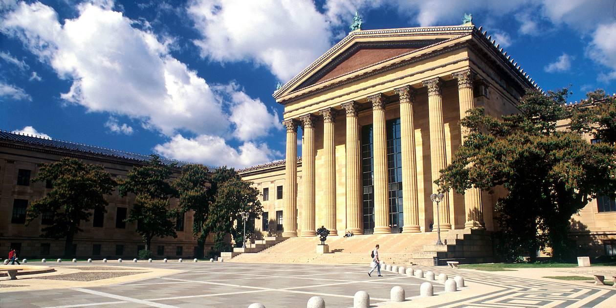 Arts Museum - Philadelphie - Etats-Unis