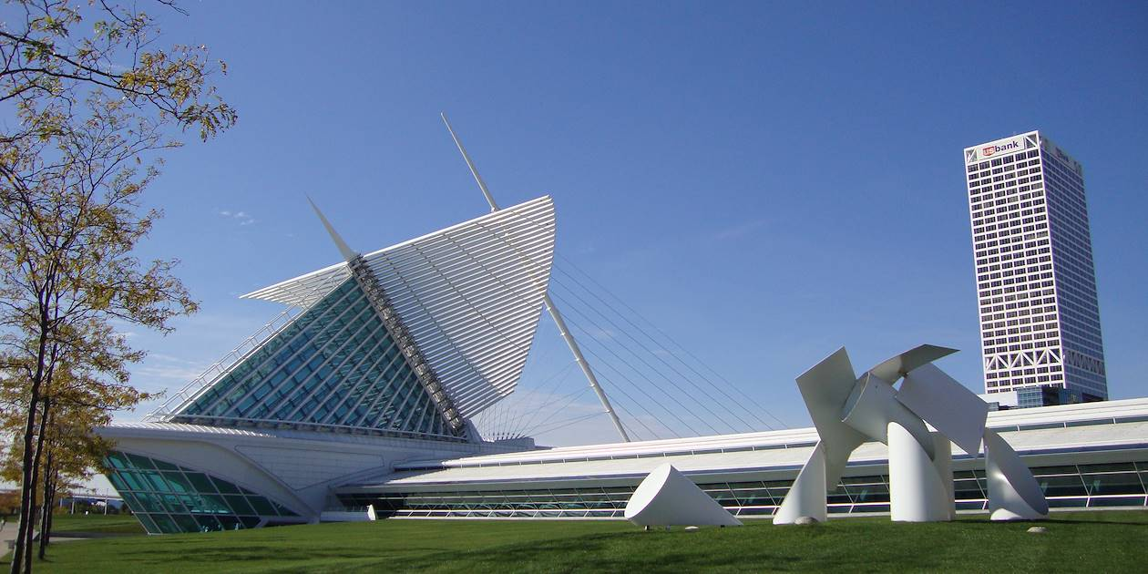 Milwaukee Art Museum - Wisconsin - Etats-Unis