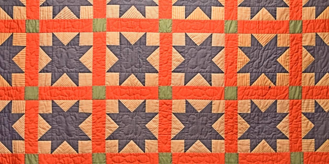 Patchwork traditionnel - Pennsylvanie - Etats-Unis