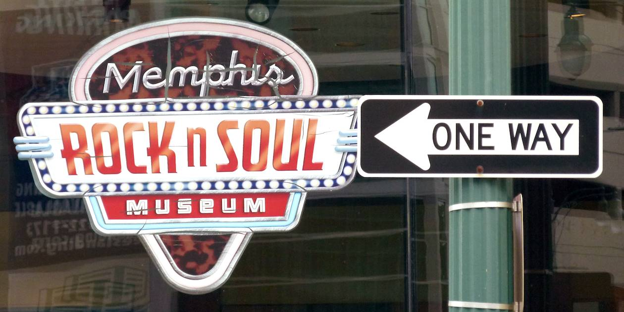 The Memphis Rock 'n' Soul Museum - Tennessee - Etats-Unis