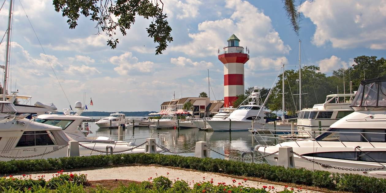 Harbour Town - Hilton Head - Etats-Unis