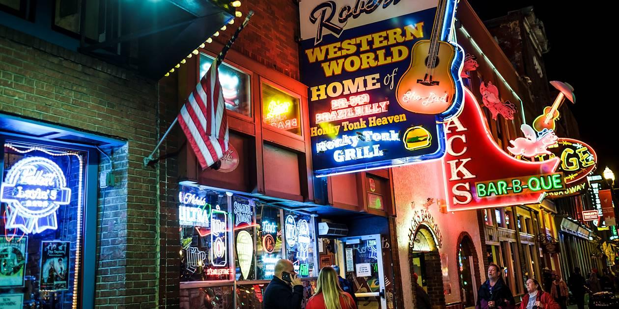 Nashville, berceau de la country - Tennessee - Etats Unis