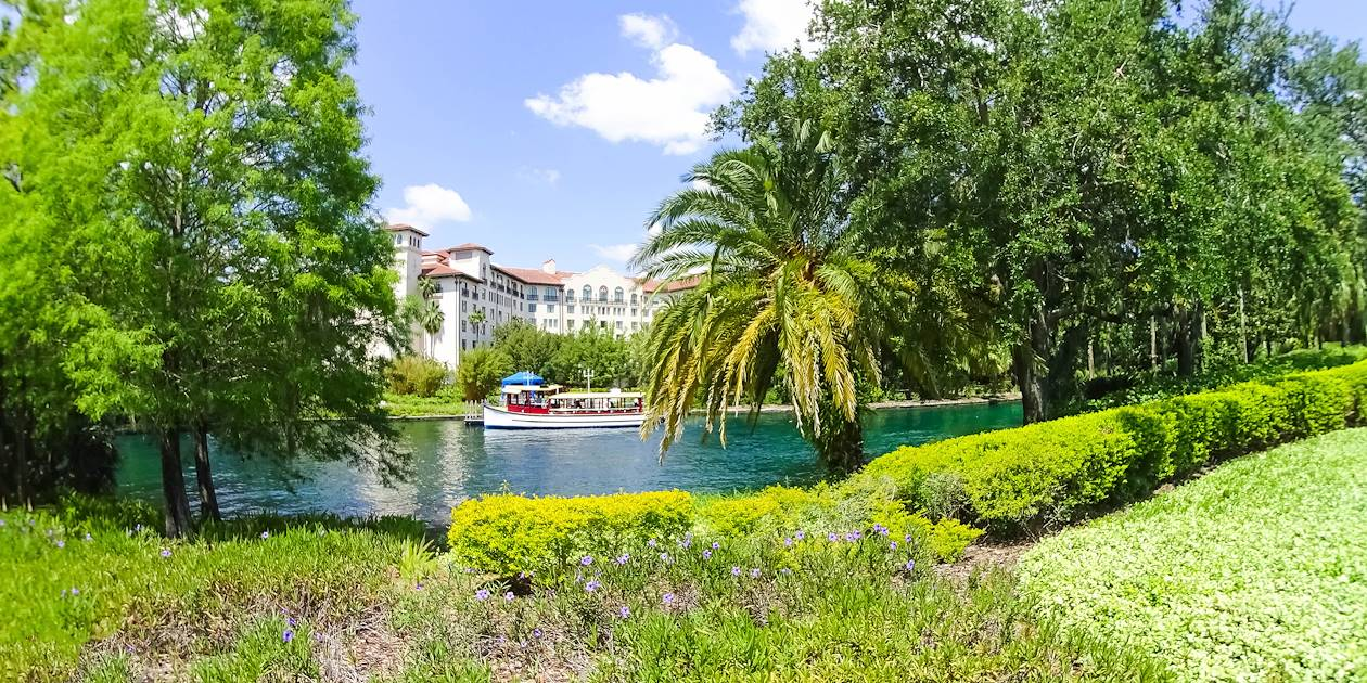 Excursion sur le lagon - Orlando - Floride - Etats-Unis