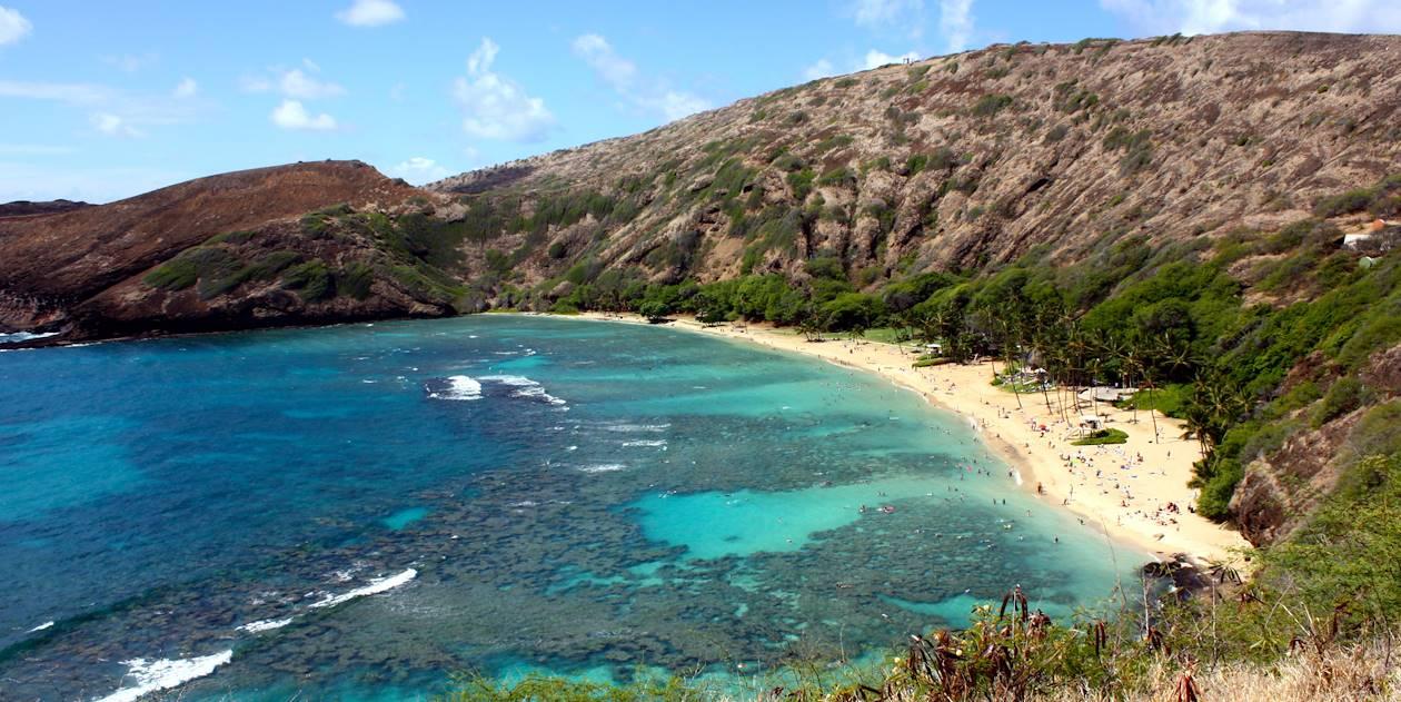 Hanauma Bay - Ile d'Oahu - Hawaï
