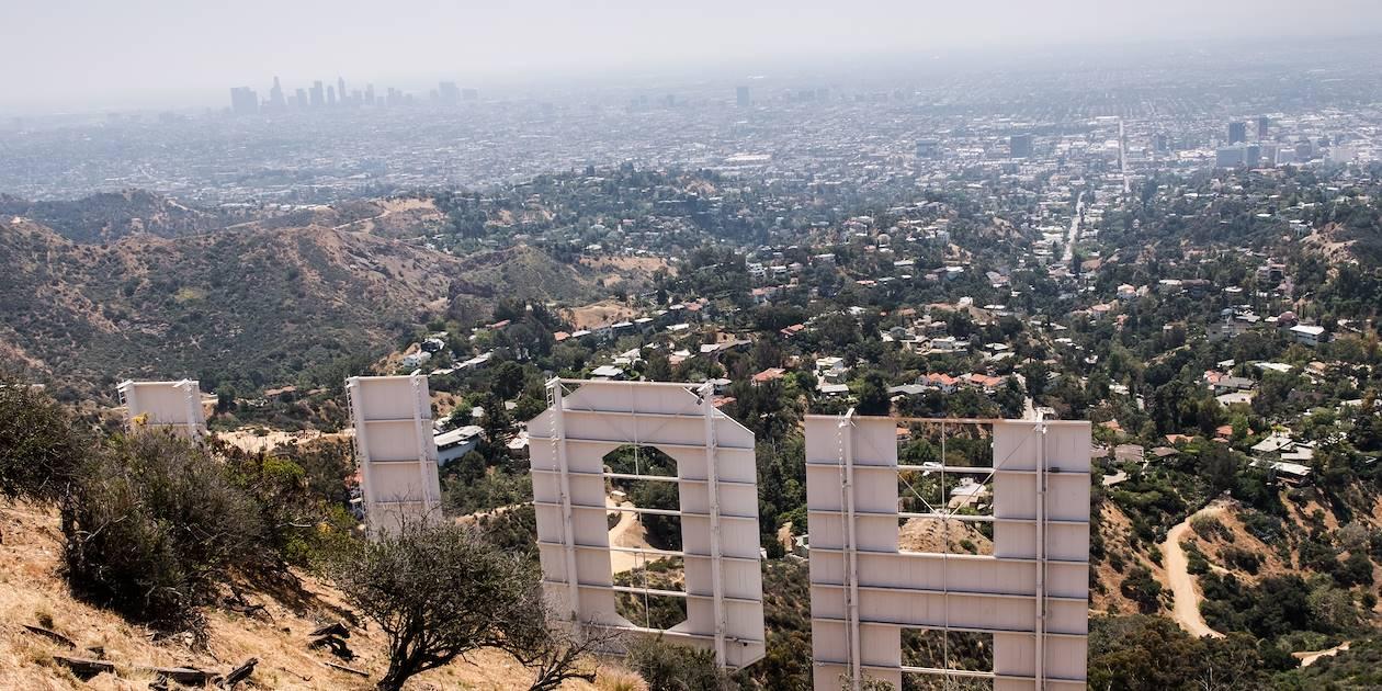 Randonnée dans les Hollywood Hills - Los Angeles - Californie - Etats Unis