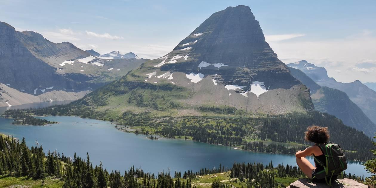 Hidden Lake Trail - West Glacier - Etats-Unis