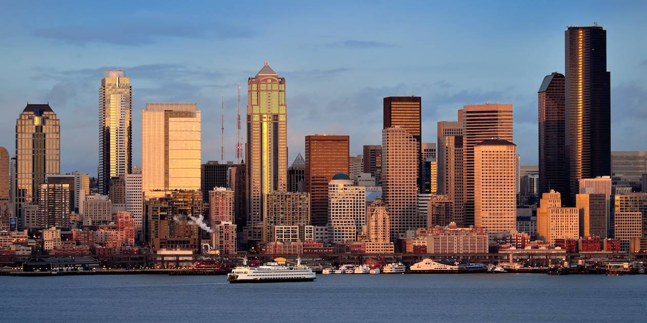 Seattle - Washington - Etats-Unis