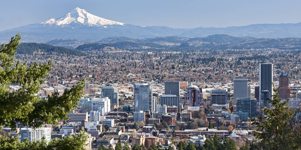 Oregon - Portland - Etats-Unis