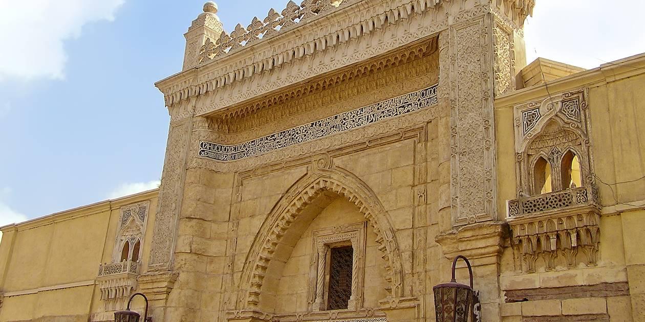 Eglise copte - Le Caire - Egypte