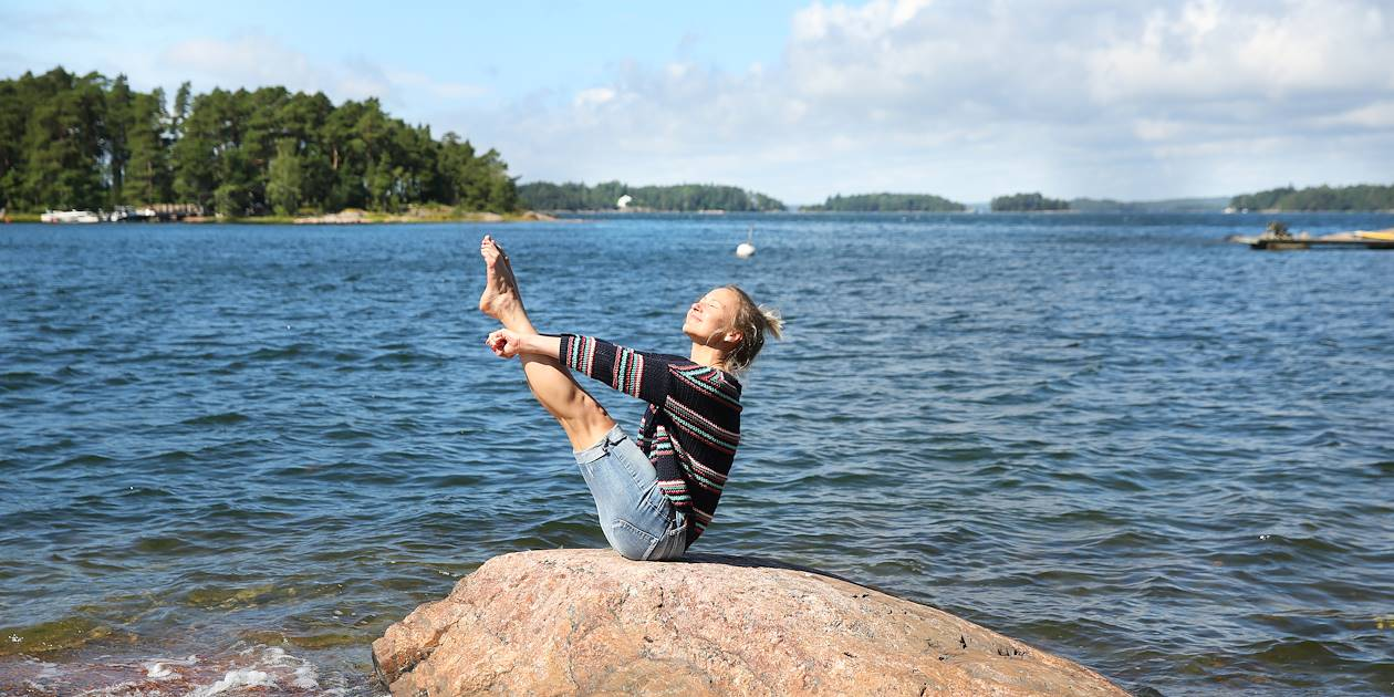Joie nature - Inkoo- Finlande