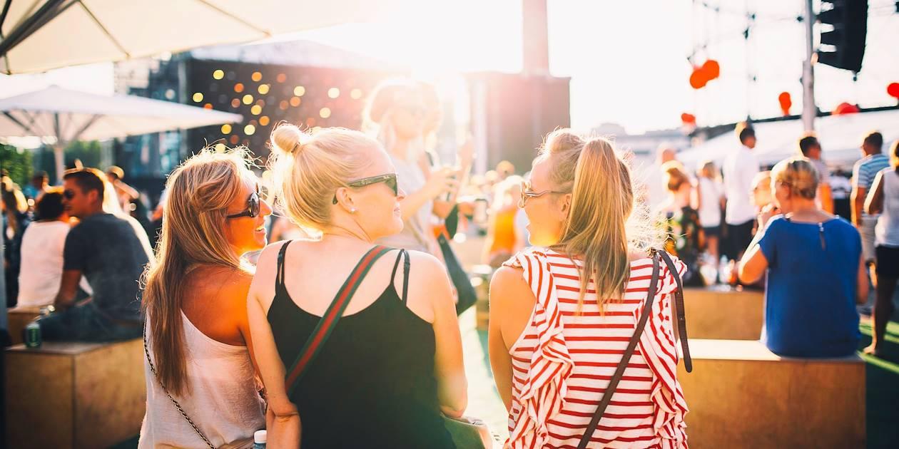 Festival de musique - Helsinki- Finlande