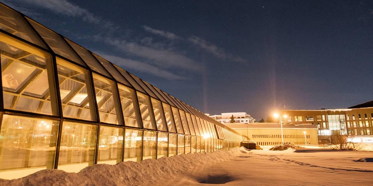 Arktikum, musée et centre scientifique - Rovaniemi - Laponie - Finlande