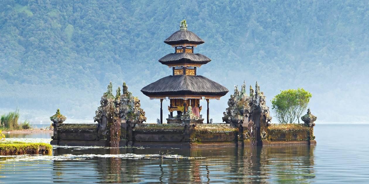 Temple Ulun Danu Bratan - Bedugul - Bali - Indonésie