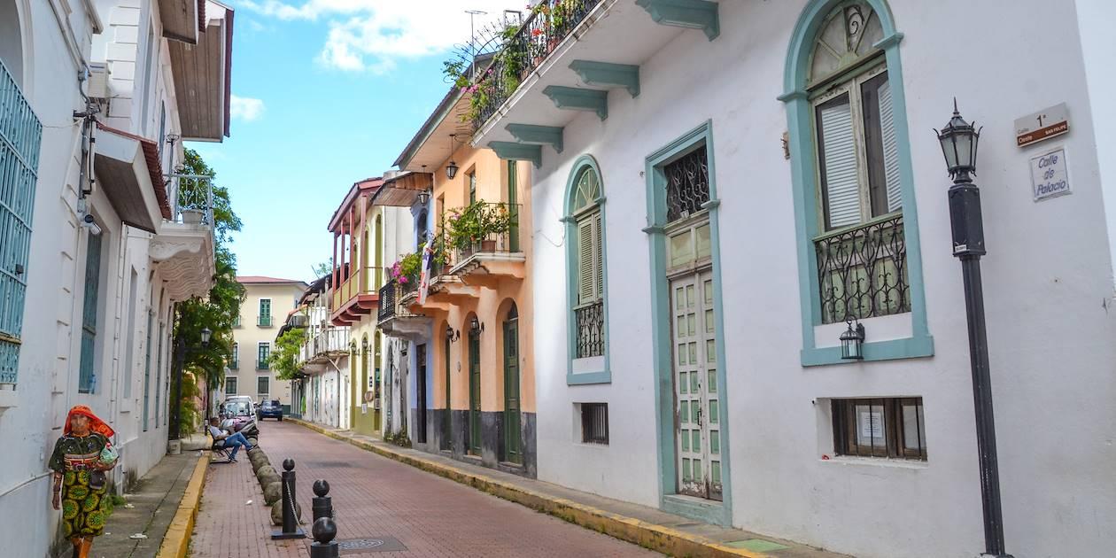 Casco Viejo, centre historique de Panama - Panama