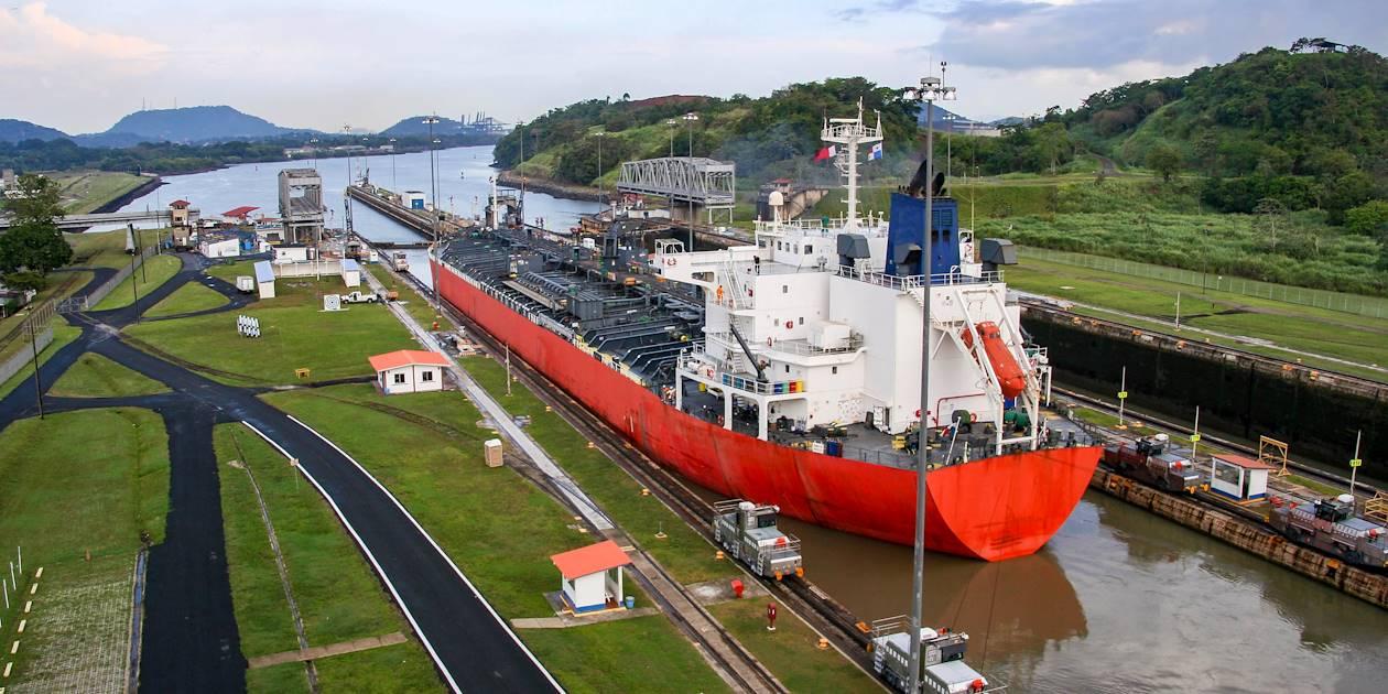 Canal de Panama - Panama City - Panama