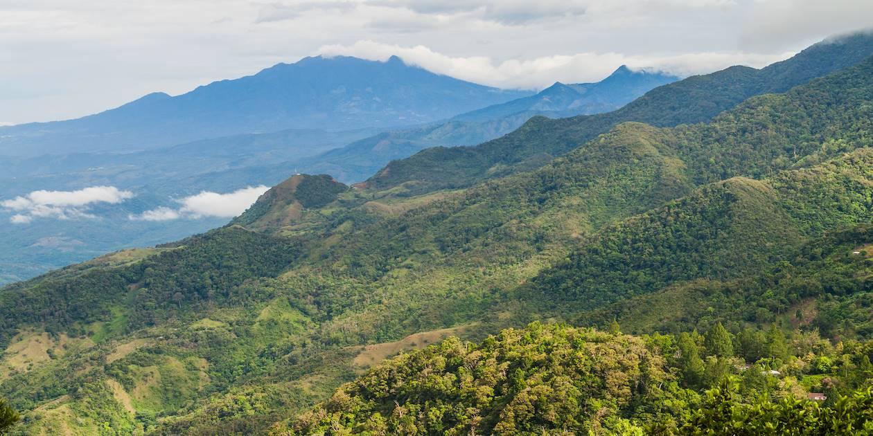 Volcan Baru - Province de Chiriqui - Panama