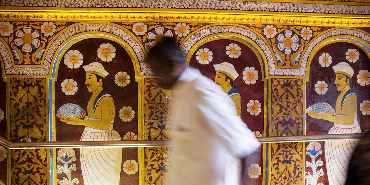 Temple de la Dent - Kandy - Centre - Sri Lanka